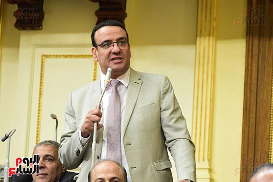 مجلس النواب يصوت على التعديلات الدستورية (20)