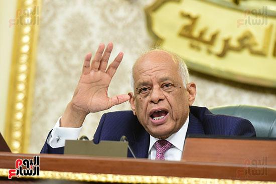 مجلس النواب يصوت على التعديلات الدستورية (27)