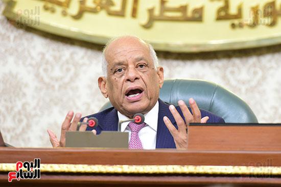 مجلس النواب يصوت على التعديلات الدستورية (14)