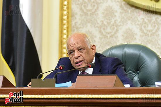 مجلس النواب يصوت على التعديلات الدستورية (2)