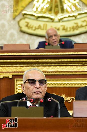 مجلس النواب يصوت على التعديلات الدستورية (3)