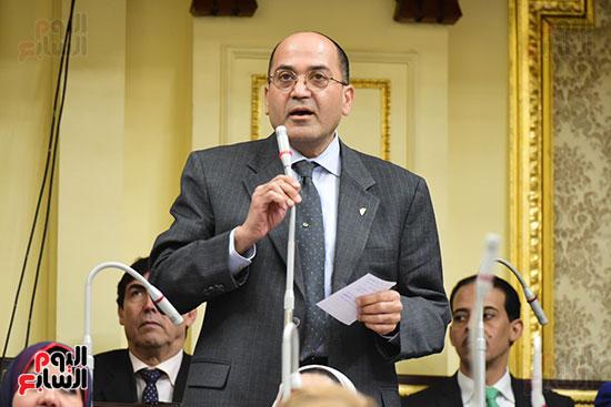 مجلس النواب يصوت على التعديلات الدستورية (38)