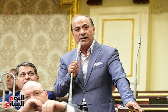 مجلس النواب يصوت على التعديلات الدستورية (17)