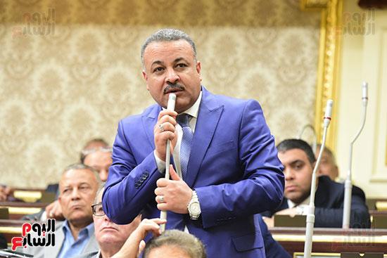 مجلس النواب يصوت على التعديلات الدستورية (6)