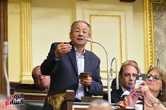 مجلس النواب يصوت على التعديلات الدستورية (31)