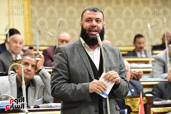 مجلس النواب يصوت على التعديلات الدستورية (11)