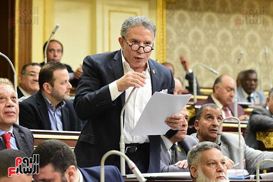 مجلس النواب يصوت على التعديلات الدستورية (12)
