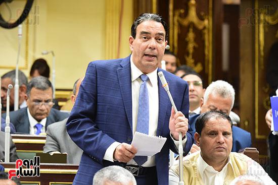 مجلس النواب يصوت على التعديلات الدستورية (5)