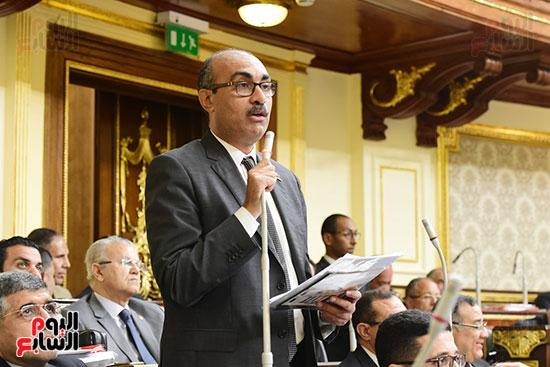مجلس النواب يصوت على التعديلات الدستورية (18)