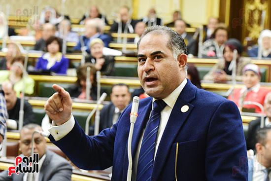 مجلس النواب يصوت على التعديلات الدستورية (25)