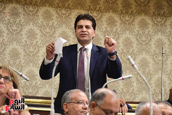 مجلس النواب يصوت على التعديلات الدستورية (30)