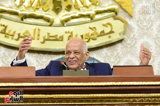 مجلس النواب يصوت على التعديلات الدستورية (41)
