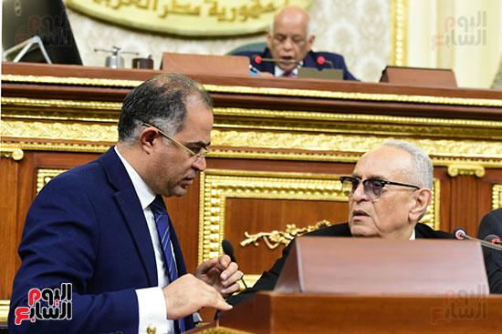 مجلس النواب يصوت على التعديلات الدستورية (4)