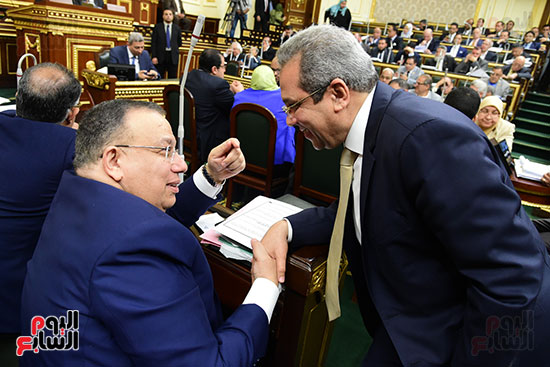 مجلس النواب يصوت على التعديلات الدستورية (1)