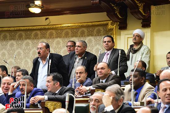 مجلس النواب يصوت على التعديلات الدستورية (44)