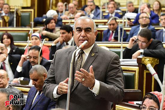 مجلس النواب يصوت على التعديلات الدستورية (8)