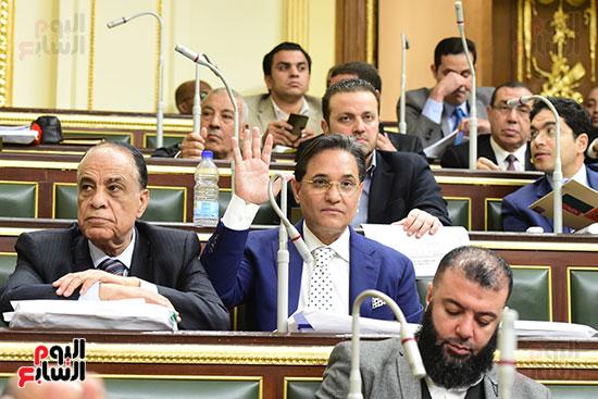 مجلس النواب يصوت على التعديلات الدستورية (43)