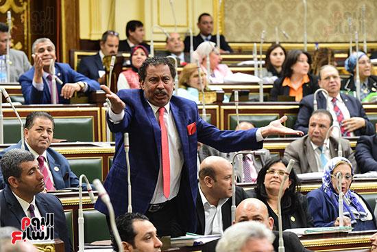 مجلس النواب يصوت على التعديلات الدستورية (34)