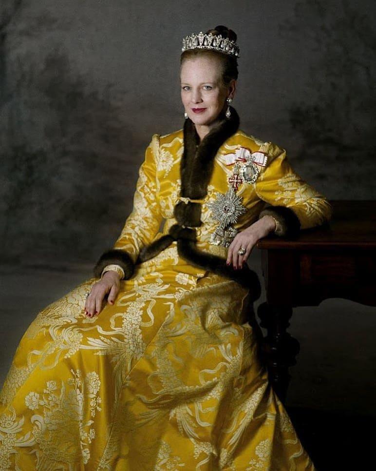 الملكة مارجريت الثانية تحتفل اليوم بعيد ميلادها الـ 79