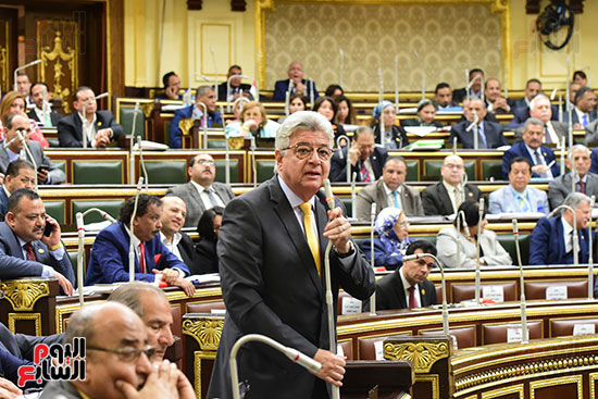 مجلس النواب يصوت على التعديلات الدستورية (7)