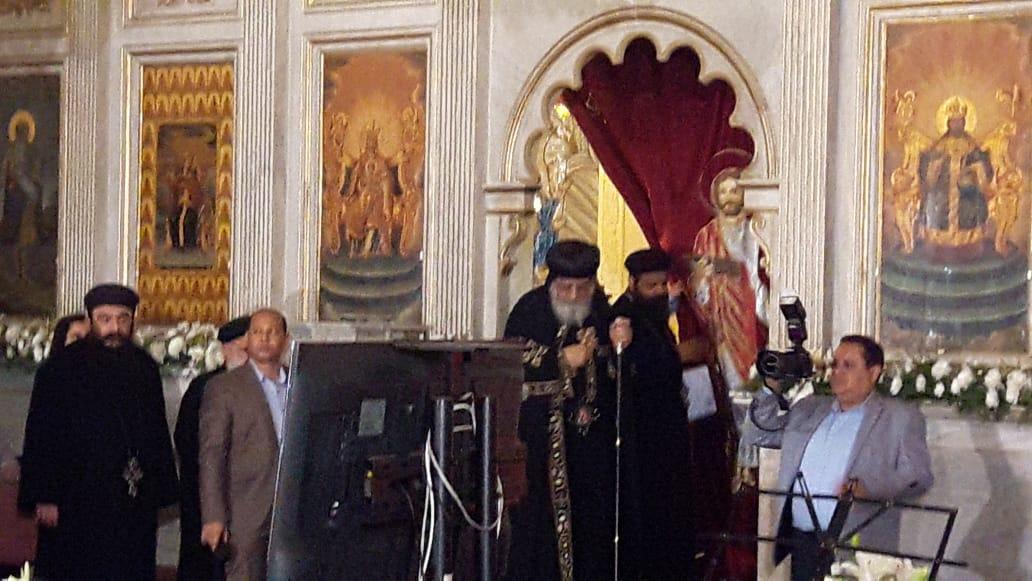 البابا تواضروس الثانى بابا الإسكندرية وبطريرك الكرازة المرقسية (8)
