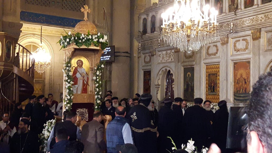 البابا تواضروس الثانى بابا الإسكندرية وبطريرك الكرازة المرقسية (4)