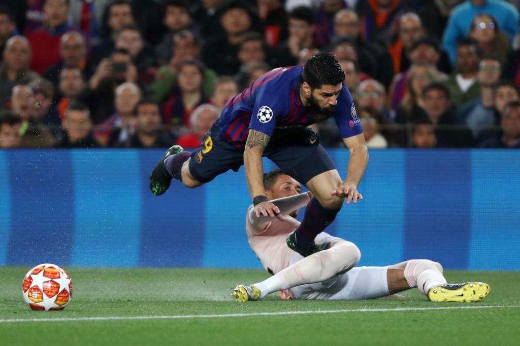 برشلونة ضد يونايتد  (2)