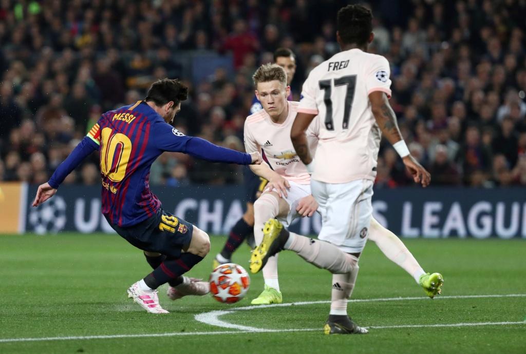 برشلونة ضد يونايتد  (3)