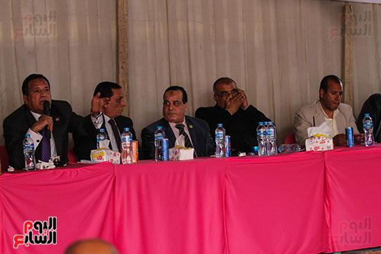 مديرية الزراعة بالجيزة تنظم مؤتمرا بالعياط للتوعية بالتعديلات الدستورية (15)