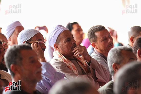 مديرية الزراعة بالجيزة تنظم مؤتمرا بالعياط للتوعية بالتعديلات الدستورية (29)