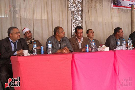 مديرية الزراعة بالجيزة تنظم مؤتمرا بالعياط للتوعية بالتعديلات الدستورية (22)