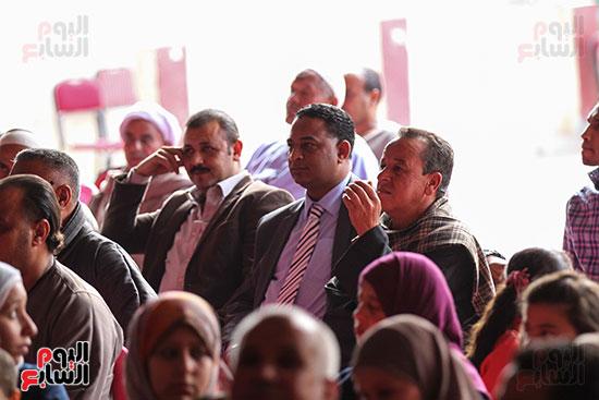 مديرية الزراعة بالجيزة تنظم مؤتمرا بالعياط للتوعية بالتعديلات الدستورية (13)
