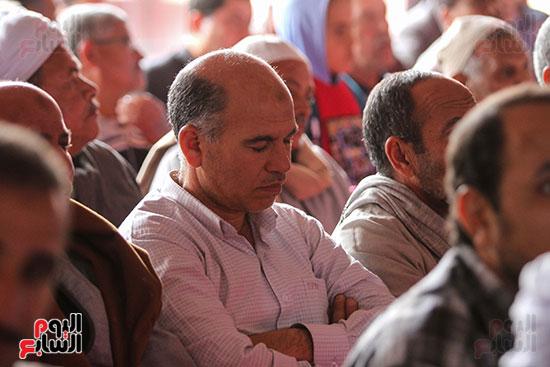 مديرية الزراعة بالجيزة تنظم مؤتمرا بالعياط للتوعية بالتعديلات الدستورية (26)