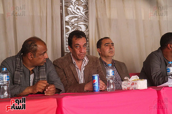 مديرية الزراعة بالجيزة تنظم مؤتمرا بالعياط للتوعية بالتعديلات الدستورية (21)