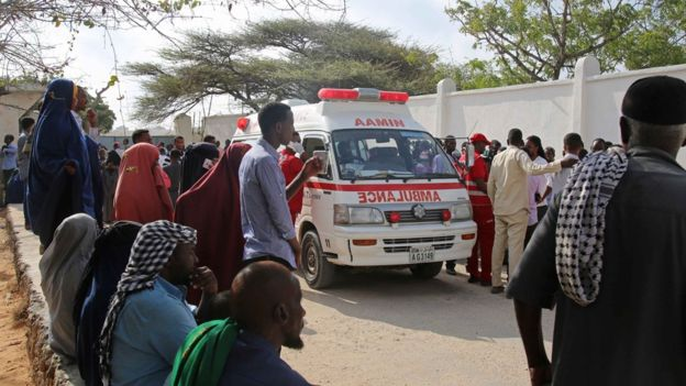 لدى آمين حالياً 20 سيارة إسعاف دون أي دعم حكومي