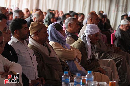 مديرية الزراعة بالجيزة تنظم مؤتمرا بالعياط للتوعية بالتعديلات الدستورية (25)