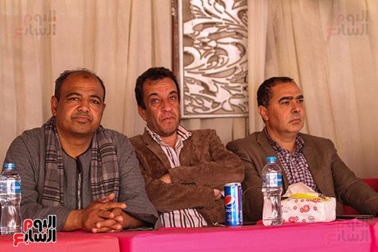 مديرية الزراعة بالجيزة تنظم مؤتمرا بالعياط للتوعية بالتعديلات الدستورية (2)