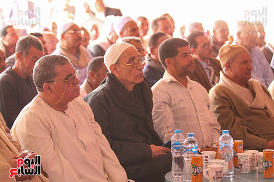 مديرية الزراعة بالجيزة تنظم مؤتمرا بالعياط للتوعية بالتعديلات الدستورية (6)