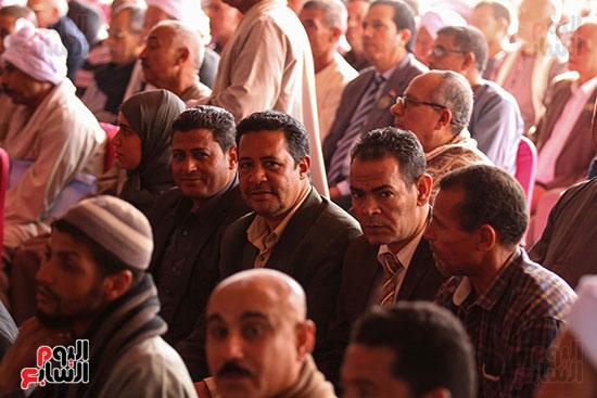 مديرية الزراعة بالجيزة تنظم مؤتمرا بالعياط للتوعية بالتعديلات الدستورية (9)