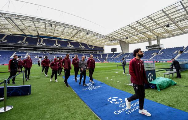 Porto VS Liverpool (2)