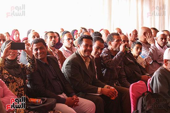 مديرية الزراعة بالجيزة تنظم مؤتمرا بالعياط للتوعية بالتعديلات الدستورية (8)