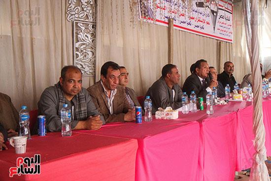 مديرية الزراعة بالجيزة تنظم مؤتمرا بالعياط للتوعية بالتعديلات الدستورية (19)