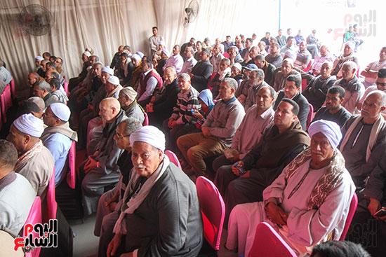 مديرية الزراعة بالجيزة تنظم مؤتمرا بالعياط للتوعية بالتعديلات الدستورية (23)