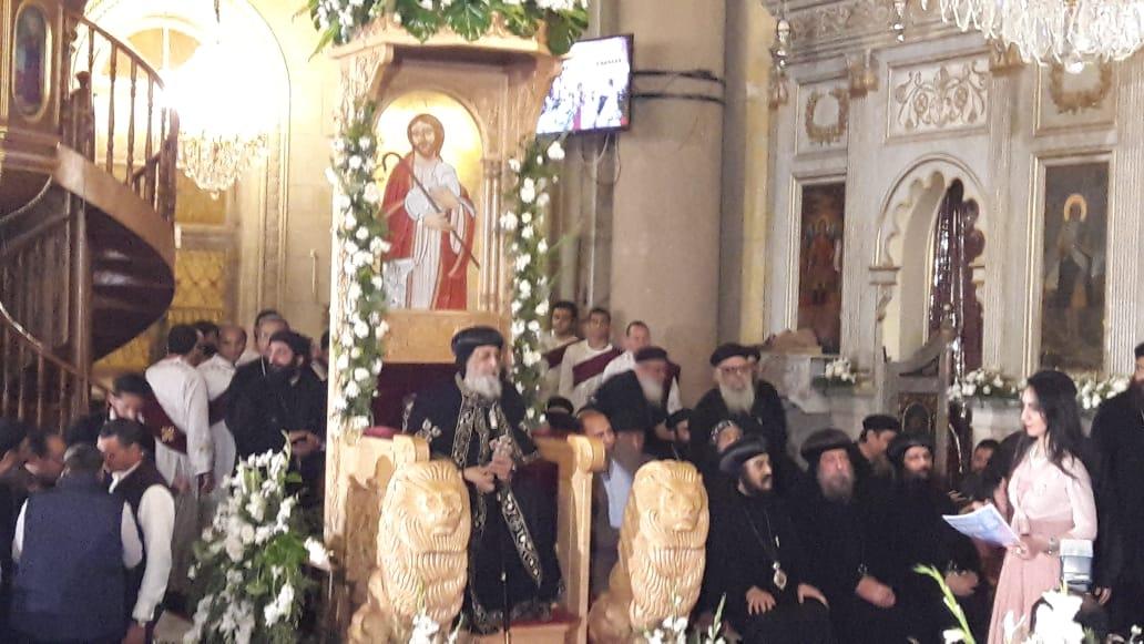 البابا تواضروس الثانى بابا الإسكندرية وبطريرك الكرازة المرقسية (5)