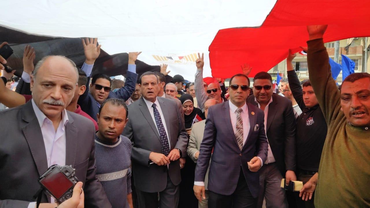 جانب من المسيرة (3)