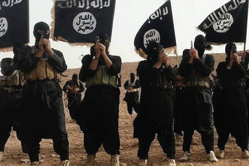 أعضاء داعش