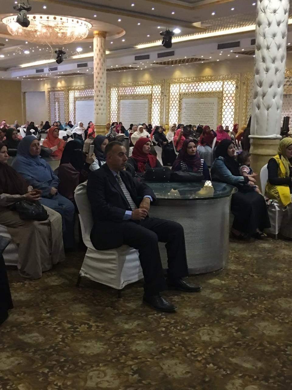 القومى للمراة ينظم ندوة ضمن حملة صوتك لمصر بكرة ببنى سويف (1)