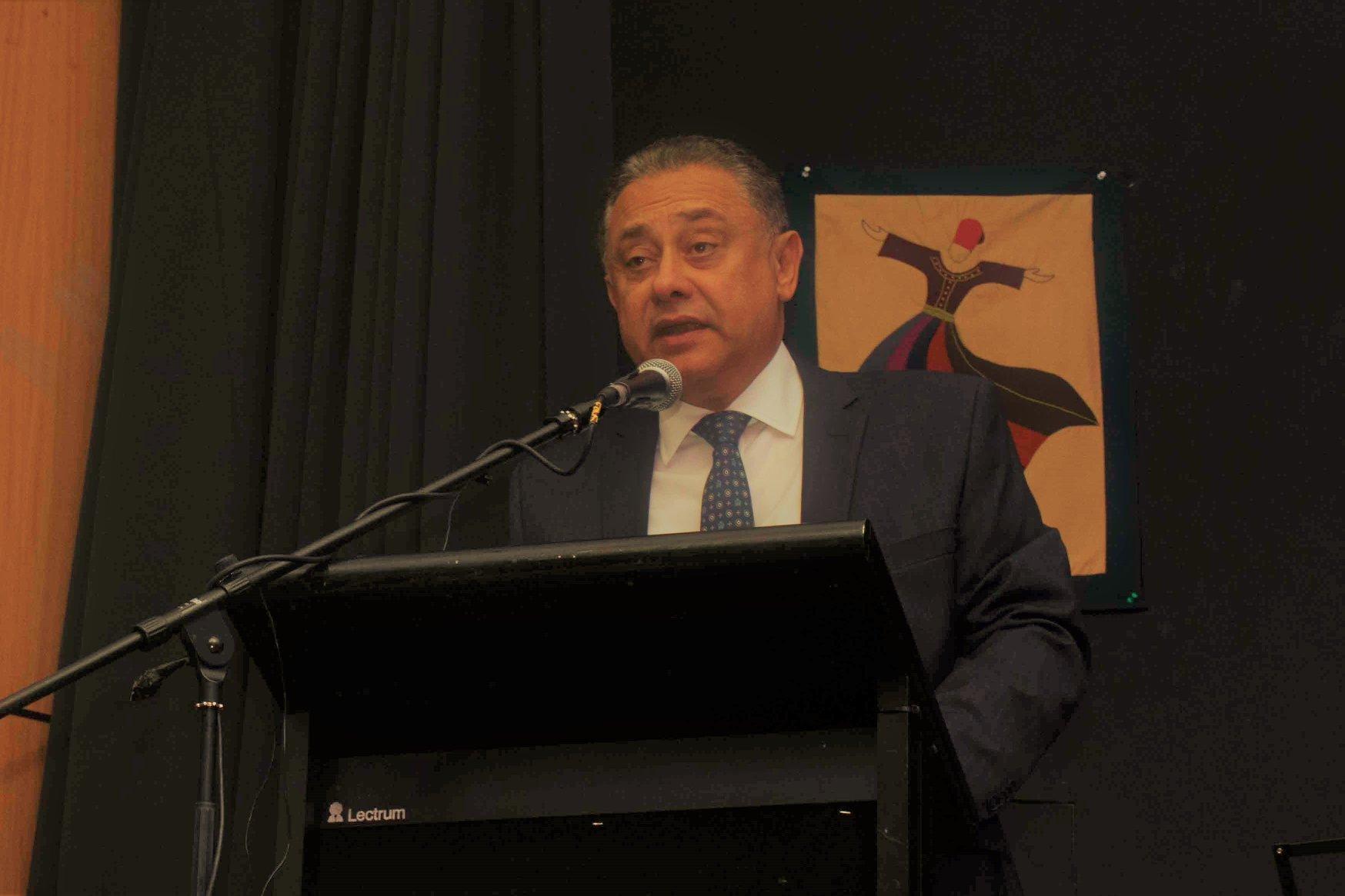 السفير محمد خيرت