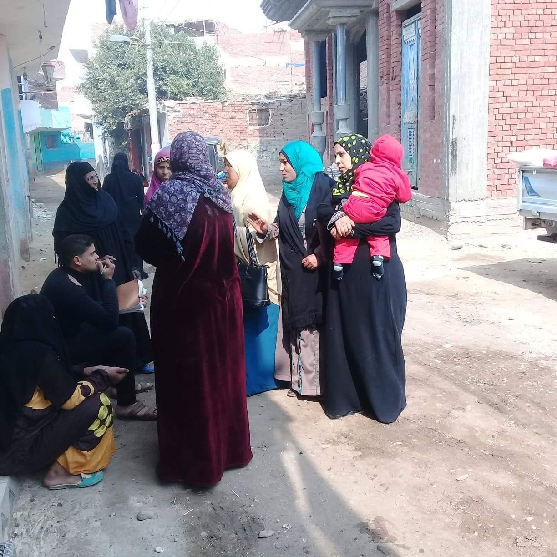 المجلس القومي للمرأة  ينظم فعاليات حملة صوتك لمصر بكرة بالجيزة (3)