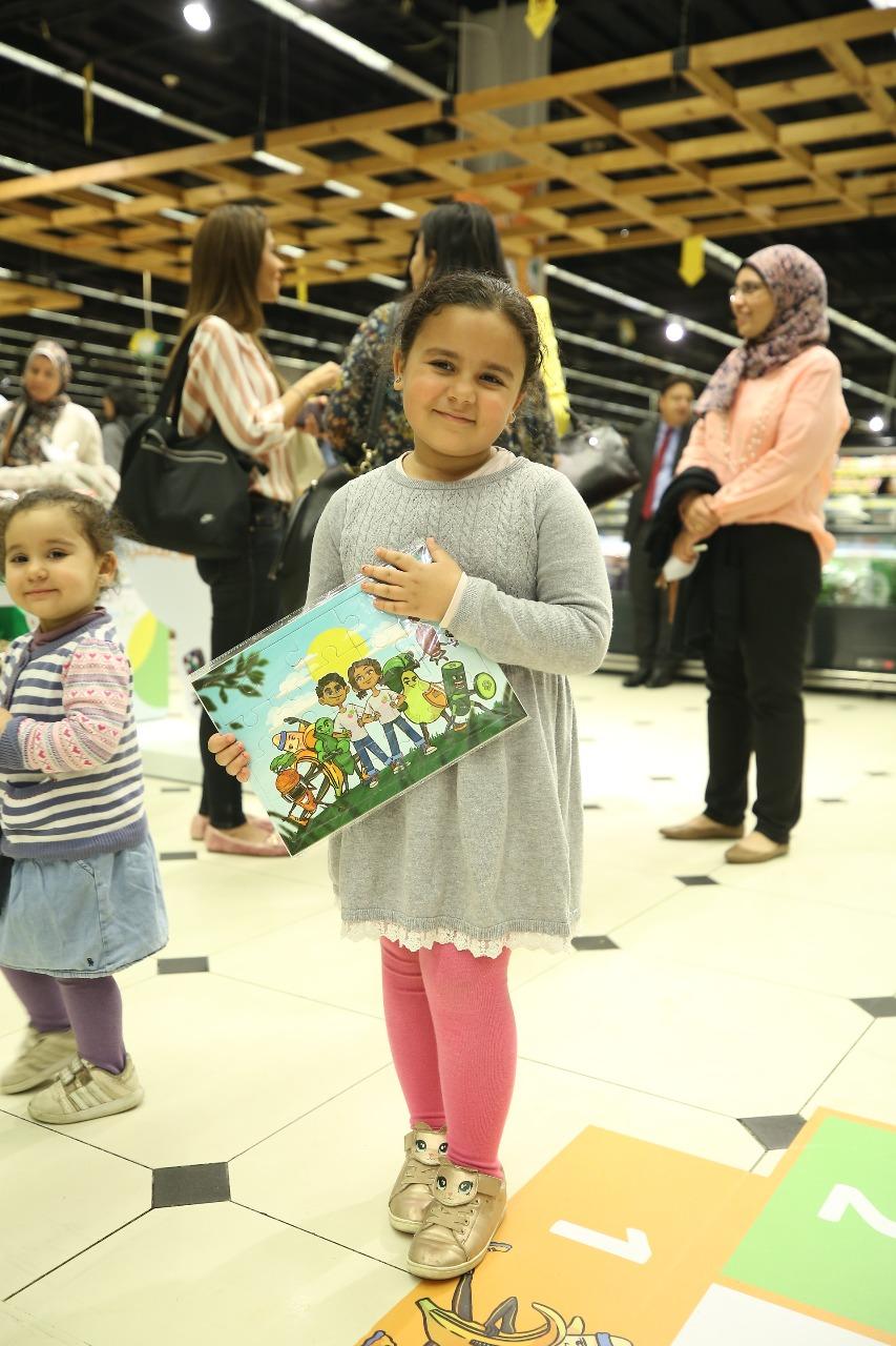 برنامج أجْيال سليمة لرفع التوعية بالتغذية السليمة للأطفال (5)